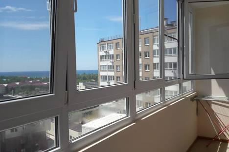 Сдается 1-комнатная квартира посуточно в Витязеве, Анапа, Пионерский проспект, 255/2 корпус Б.