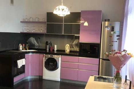 Сдается 1-комнатная квартира посуточно в Екатеринбурге, улица Юлиуса Фучика, 3.