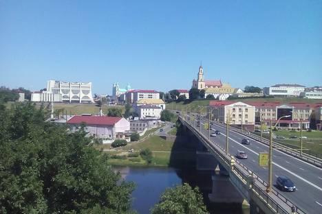Сдается 2-комнатная квартира посуточно в Гродно, ул. Горновых, 1.