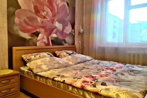 Сдается 2-комнатная квартира посуточно в Белокурихе, Ак Мясникова 26.