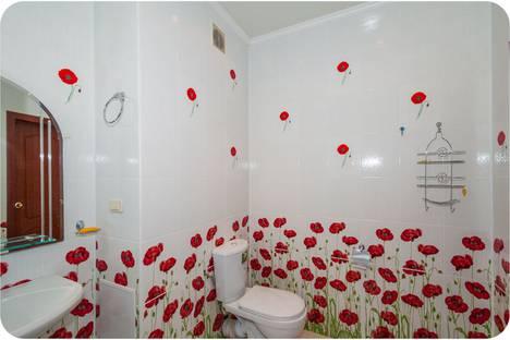 Сдается 2-комнатная квартира посуточно в Саранске, Коммунистическая улица, 123А.