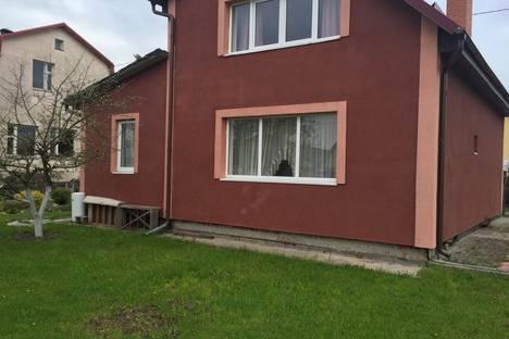 Сдается коттедж посуточно в Зеленоградске, Сокольники.