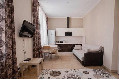 Сдается 1-комнатная квартира посуточно в Сочи, ул. Нагорная 1/1.