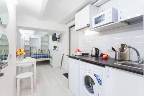Сдается 1-комнатная квартира посуточно в Сестрорецке, Санкт-Петербург, Артиллерийский переулок д.1.