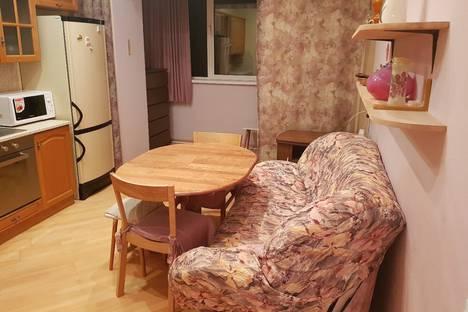 Сдается 1-комнатная квартира посуточно в Жуковском, ул. Строительная, д. 14 корпус 2.