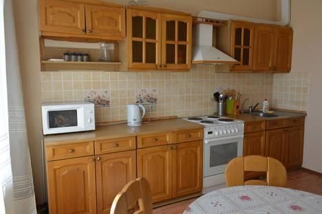 Сдается 1-комнатная квартира посуточно в Жуковском, Строительная улица, 14 корпус 1.
