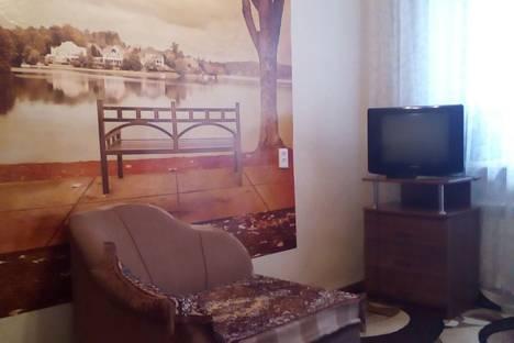 Сдается 2-комнатная квартира посуточно в Лесосибирске, улица Яблочкова, 6.