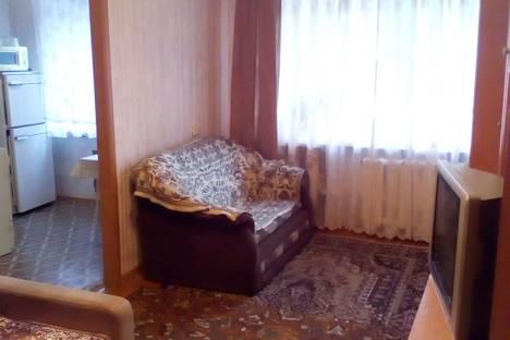 Сдается 1-комнатная квартира посуточно в Лесосибирске, Карла Маркса, 7.