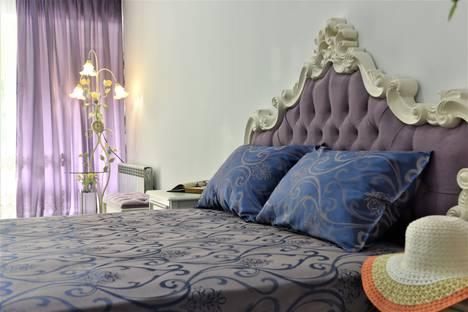 Сдается 2-комнатная квартира посуточно в Сочи, микрорайон Лазаревское, Свирская улица, 22.