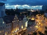 Сдается посуточно 1-комнатная квартира в Калининграде. 43 м кв. улица Октябрьская, 27