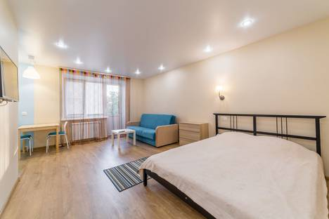 Сдается 1-комнатная квартира посуточнов Ярославле, Рыбинская улица, 49А.