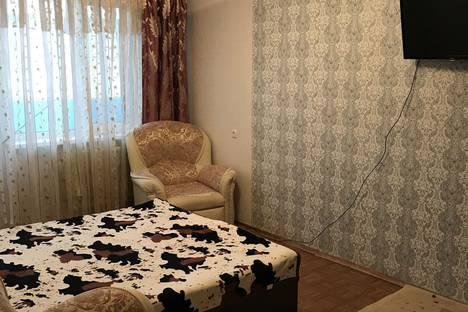 Сдается 1-комнатная квартира посуточно в Актобе, улица Братьев Жубановых, 289/1.