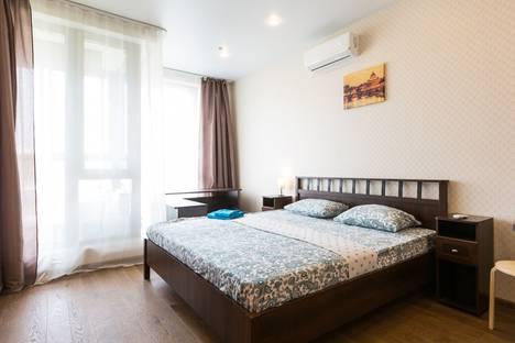 Сдается 1-комнатная квартира посуточно в Москве, Ходынский бульвар, 2.