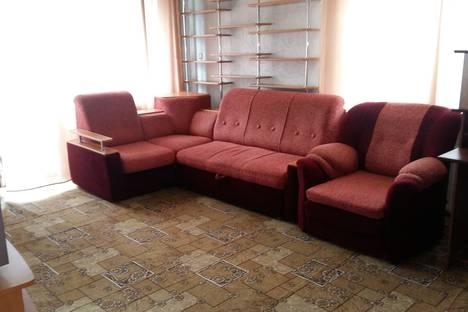 Сдается 1-комнатная квартира посуточно в Лесосибирске, улица Горького, 103.