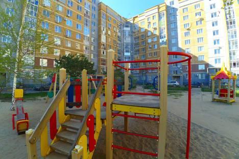 Сдается 1-комнатная квартира посуточно, Чистопольская улица, 82.