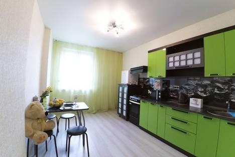 Сдается 1-комнатная квартира посуточно в Казани, Сибгат Хакима 52.