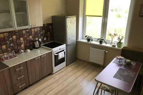 Сдается 1-комнатная квартира посуточно в Челябинске, улица Дзержинского, 82.