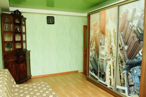 Сдается 1-комнатная квартира посуточно в Донецке, Донецьк, бульвар Шевченко 10.