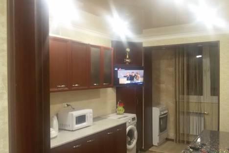 Сдается 1-комнатная квартира посуточно во Владикавказе, Владикавказская улица, 61.