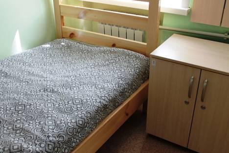 Сдается комната посуточно в Рыбинске, улица Чкалова, 34Б.