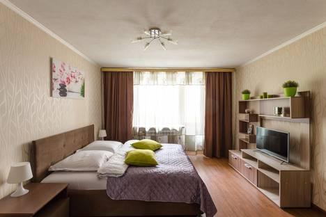 Сдается 1-комнатная квартира посуточно в Вологде, улица Воровского, 54.