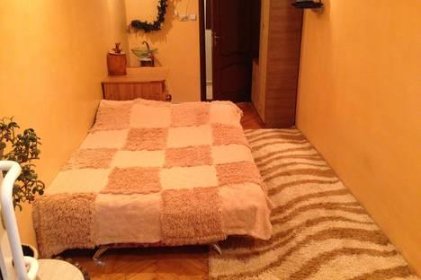 Сдается 1-комнатная квартира посуточно во Владикавказе, проспект Коста 258,район площади Победы..