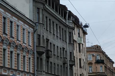 Сдается 2-комнатная квартира посуточно в Санкт-Петербурге, улица Радищева, 8.