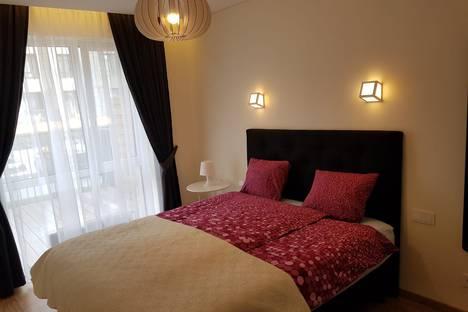 Сдается 2-комнатная квартира посуточно в Вильнюсе, J. Lelevelio gatvė 1.