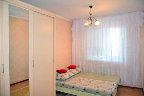 Сдается 2-комнатная квартира посуточно в Актобе, улица Тургенева, 32.
