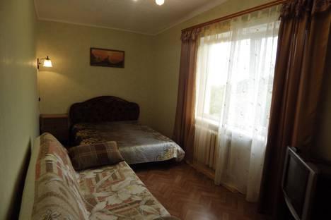 Сдается 2-комнатная квартира посуточно в Кацивели, ул. виткевича 12.