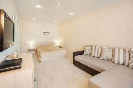Сдается 1-комнатная квартира посуточно в Тольятти, бульвар Татищева, 20.