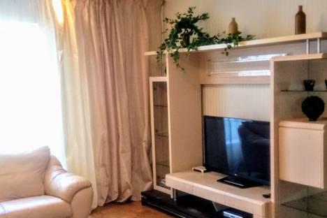 Сдается 2-комнатная квартира посуточно в Риге, Републикас лаукумс 3.
