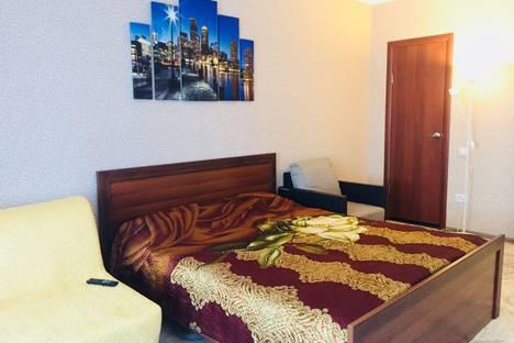 Сдается 1-комнатная квартира посуточно в Барнауле, улице Гущина, 150.