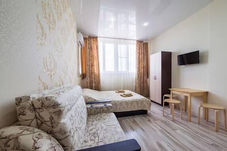 Сдается 1-комнатная квартира посуточно в Краснодаре, улица шоссе Нефтяников, 22.