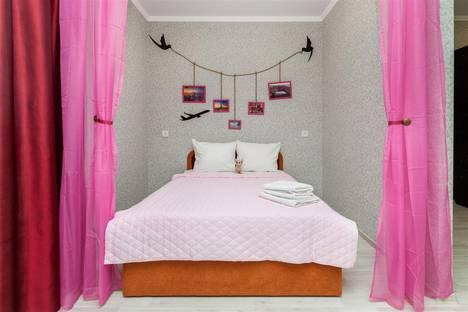 Сдается 1-комнатная квартира посуточно в Тюмени, Таврическая улица, 9к2.