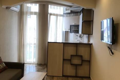 Сдается 1-комнатная квартира посуточно, ул. Зураба Горгиладзе.
