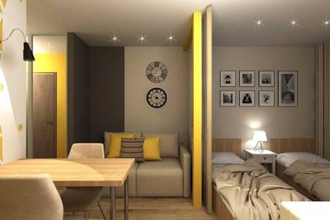 Сдается 1-комнатная квартира посуточно в Бердске, улица Ленина, 23А.