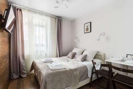 Сдается 1-комнатная квартира посуточно в Химках, улица 9-го Мая, 21 корпус 3.