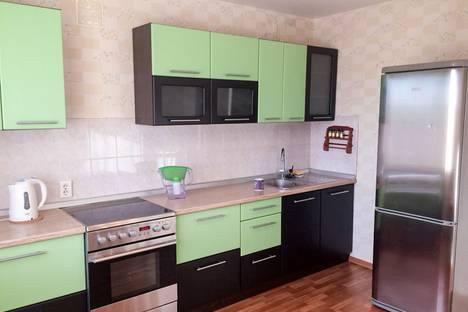 Сдается 1-комнатная квартира посуточно в Новосибирске, Ипподромская улица, 22/2.