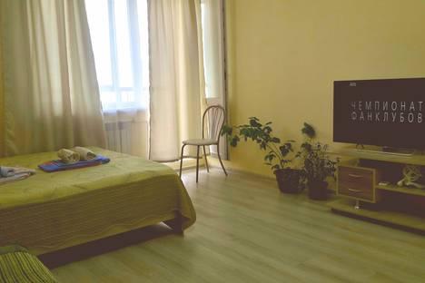 Сдается 1-комнатная квартира посуточно в Улан-Удэ, улица смолина 63.