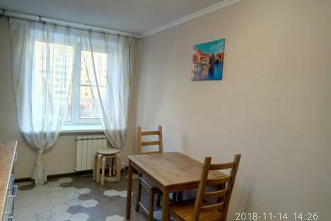 Сдается 3-комнатная квартира посуточно, проспект Ленина, 5.