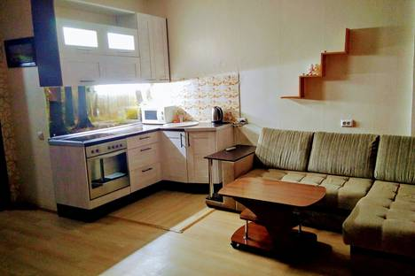 Сдается 1-комнатная квартира посуточно в Оби, большая 37.