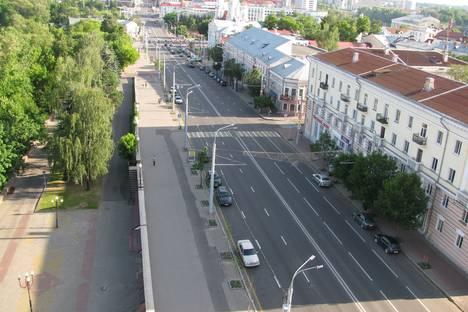 Сдается 1-комнатная квартира посуточно в Витебске, улица Ленина, 53.