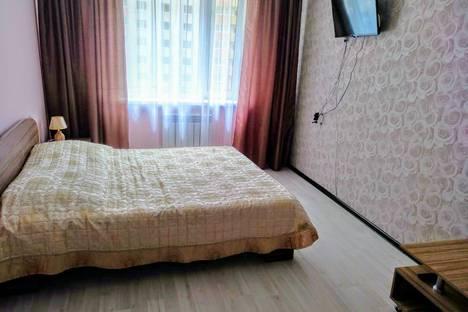 Сдается 1-комнатная квартира посуточно в Ставрополе, улица Тухачевского, 25.