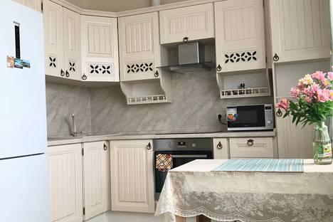 Сдается 1-комнатная квартира посуточно в Адлере, Сочи, Адлерский район , ул. Молоково 42А.