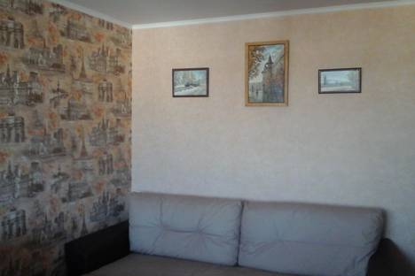 Сдается 1-комнатная квартира посуточно в Сочи, улица Цюрупы, 13 а.