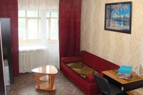 Сдается 1-комнатная квартира посуточно в Тюмени, улица Рижская, 70.