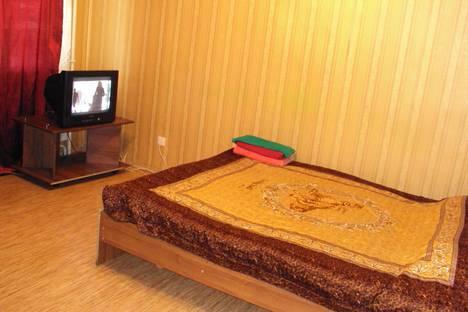 Сдается 1-комнатная квартира посуточно, Байкальская 216 а/4.