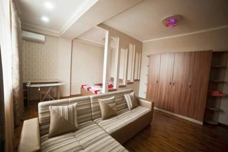 Сдается 1-комнатная квартира посуточно в Бишкеке, улица Табышалиева11.