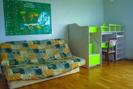 Сдается 1-комнатная квартира посуточно в Петергофе, Ванино.
